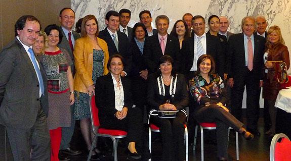 Cena de clausura XIII Congreso Internacional de Turismo Universidad y Empresa